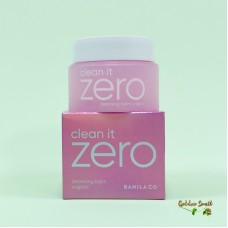 Очищающий крем-щербет для всех типов кожи 100 мл Banila Co Clean it Zero Cleansing Balm Original