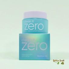 Очищающий крем-щербет регенерирующий для комбинированной кожи 100 мл Banila Co Clean it Zero Cleansing Balm Revitalizing