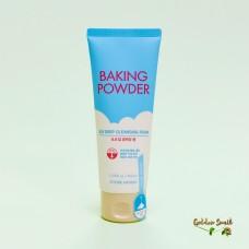 Очищающая пенка для снятия ББ-крема с содой 160 мл Etude House Baking Powder B.B Deep Cleansing Foam