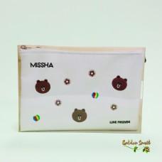 Компактный набор кистей для макияжа Missha Professional Artistool To-Go Kit