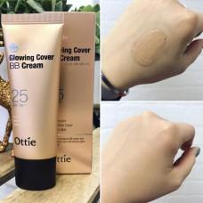 Многофункциональный ББ крем для лица Ottie Spotlight Glowing Cover BB Cream