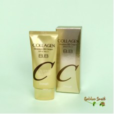 Увлажняющий ББ крем с коллагеном Enough Collagen Moisture BB cream SPF47 PA+++