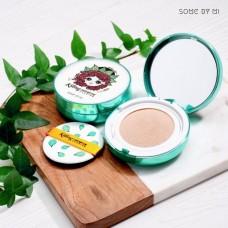 Кушон для проблемной и чувствительной кожи 15 гр Some By Mi Cover Moisture Cushion SPF50+ / PA++++