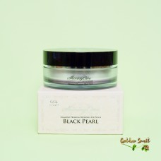 Гидрогелевые патчи с экстрактом черного жемчуга Misoli Shining Care Diamond Premium Hydrogel Eye Patch Black Pearl