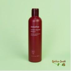 Бессиликоновый шампунь с маслом камелии 300 мл Innisfree Camellia Essential Shampoo