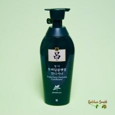 Кондиционер для волос жирной кожи головы 500 мл Ryo Cheongahmo Scalp Deep Cleansing Rinse