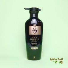 Восстанавливающий кондиционер с экстрактом софоры японской для жирных волос 400 мл Ryo Super Revital Total Care Conditioner For Dry Hair
