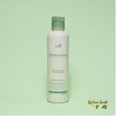 Освежающий шампунь с хной кактусом и ментолом 200 мл Lador Pure Henna Shampoo