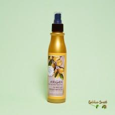 Увлажняющий мист для волос с аргановым маслом и золотыми частицами Welcos Confume Argan Gold Treatment Hair Mist