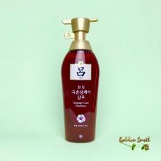 Шампунь для поврежденных волос 400 мл Ryo Damage Care Shampoo