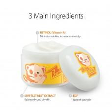 Антивозрастной крем для лица с ретинолом и EGF 100 мл Elizavecca Milky Piggy EGF Retinol Cream