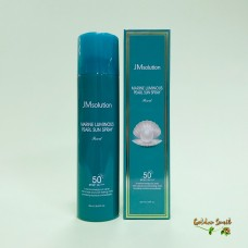 Солнцезащитный спрей c экстрактом жемчуга 180 мл JMsolution Marine Luminous Pearl Sun Spray SPF50+PA++++