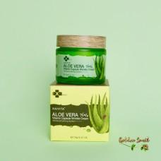 Увлажняющий и питательный крем для лица Xaivita+Aloe 76% Vitamin Capsule Wrinkle Cream
