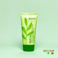 Увлажняющий солнцезащитный крем с семенами зеленого чая 70 мл FarmStay Green Tea Seed Moisture Sun Cream SPF 50+PA+++