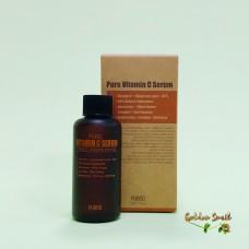 Высококонцентрированная сыворотка с витамином С 60 мл Purito Pure Vitamin C Serum