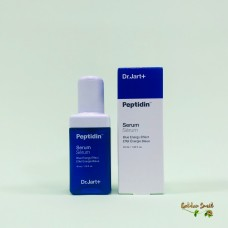 Омолаживающая пептидная сыворотка для лифтинга и плотности Dr.Jart+Peptidin Serum Blue Energу Effect