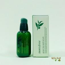 Сыворотка с экстрактом зелёного чая 80 мл Innisfree Green Tea Seed Serum
