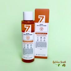 Витаминизированный тонер для улучшения тона кож May Island 7 Days Secret Vita Plus – 10 Toner