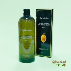 Тонер для лица с экстрактом прополиса JMsolution Honey Luminous Royal Propolis Toner XL