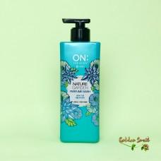 Парфюмированный гель для душа с ароматом цитруса и мускуса 500 мл On the Body Perfume Wash Nature Garden