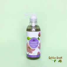 Парфюмированный успокаивающий гель для душа (лотос) 500 мл Lanskin Parfume Moisturizing Shower Gel Lotus