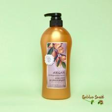 Увлажняющий гель для душа с аргановым маслом 730 гр Welcos ECOennea Argan Gold Moisture Body Cleans