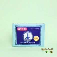 Пластырь Разогревающий Greenon Top Dong Jeon Pad