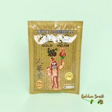 Пластырь с красным женьшенем Greenon Gold Insam Ginseng