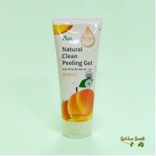 Пилинг-скатка с экстрактом абрикоса 180 мл Ekel Natural Clean Peeling Gel Apricot