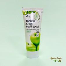 Пилинг-скатка с экстрактом зеленого яблока 180 мл Ekel Natural Clean Peeling Gel Apple