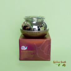 Восстанавливающий крем для кожи вокруг глаз Ye Dam Yun Bit Complete Snail Recover Woman Eye Cream