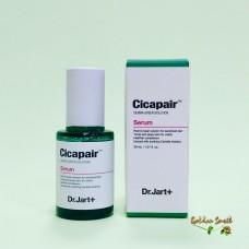 Восстанавливающая сыворотка-антистрессDr.Jart+ Cicapair Serum Derma Green Solution