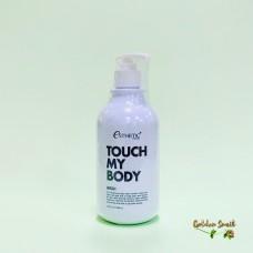 Увлажняющий гель для душа с козьим молокомEsthetic House Touch My Body Goat Milk Body Wash