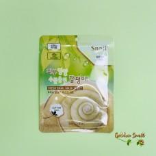 Тканевая маскадля лица с муцин улитки 3W Clinic Fresh Snail Mucus Mask Sheet