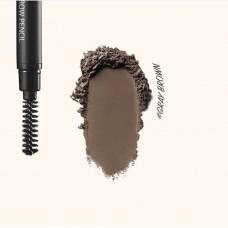 Стойкий авто-карандаш для бровей с щеточкой Ottie Natural Drawing Avto Eye Brow Pencil