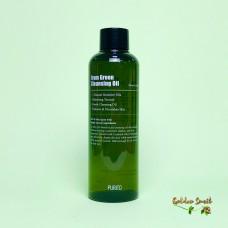 Органическое гидрофильное масло 200 мл Purito From Green Cleansing Oil