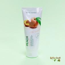 Пенка для умывания с экстрактом персика 170 мл Nature Republic Fresh Herb Peach Cleansing Foam