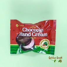 Питательный крем для рук с экстрактом арбузаThe Saem Choco Pie Hand Cream Watermelon
