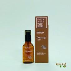 Органическая эссенция с аргановым маслом для повреждённых волос 50 мл Aromatica Argan Damage Hair Essence