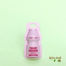 Глиняная маска с йогуртом и экстрактом зеленого чая Skin's Boni Yogurt Bonimini Wash Off Mud Pack Green Tea