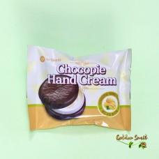 Освежающий крем для рук с экзотическим ароматом манго The Saem Chocopie Hand Cream Mango