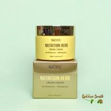 Питательный осветляющий крем Nacific Nutrition Herb Origin Cream