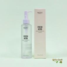 Гидрофильное масло с камелией и жасмином 150 мл Nacific Fresh Herb Origin Cleansing Oil Jasmine