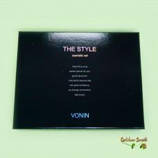 Освежающий уходовый набор для мужчин Vonin The Stile Cosmetic Set