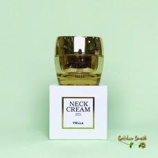 Лифтинг крем для шеи и лица с комплексом пептидов 50 мл Vella Neck Cream Prestige Age Killer