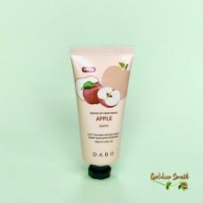 Парфюмерный увлажняющий крем для рук с экстрактом яблока Dabo Skin Relief Hand Cream Apple