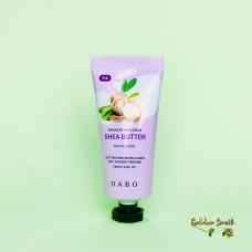 Парфюмерный питательный крем для рук с экстрактом масла ши 100 мл Dabo Skin Relief Hand Cream Shea