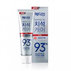 Отбеливающая зубная паста с цеолитом 120 гр Median Dental IQ 93% White