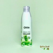 Эмульсия для лица с экстрактом зеленого чая 200 мл Ottie Green Tea Emulsion