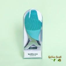 Электрическая щеточка для очищения Wellderma Cleansing Fish